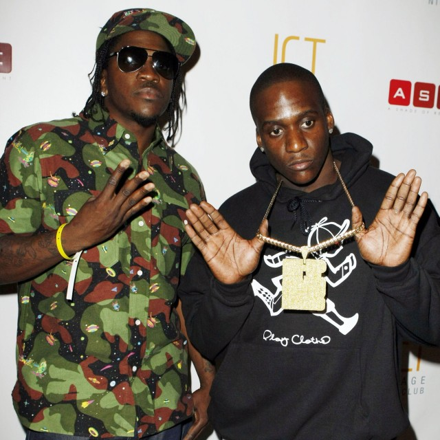 Pusha-T and Malice of The Clipse