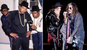 Run-DMC and Aerosmith