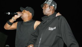 Chuck D, Flavor Flav of Public Enemy