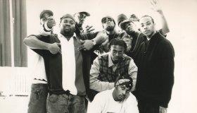 Wu-Tang Clan group portrait