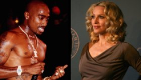 2Pac and Madonna