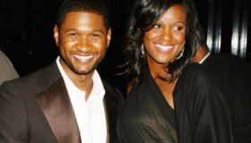 Usher Raymond AND Tameka Foster