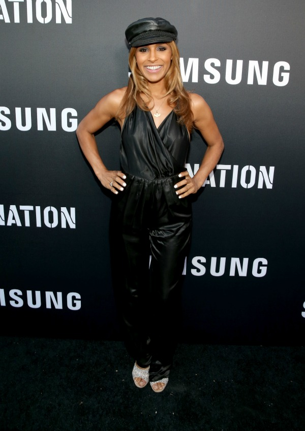 LOS ANGELES, CA - JUNE 26:  Singer Melody Thornton attends a Roc Nation curated Samsung exclusive concert at Samsung Studio LA on June 26, 2015 in Los Angeles, California.  (Photo by Jonathan Leibson/Getty Images for Samsung)