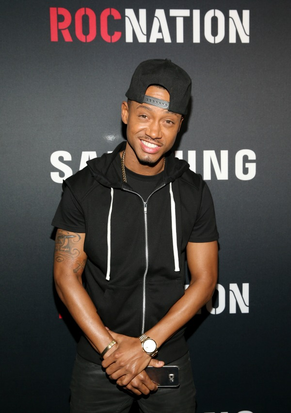 LOS ANGELES, CA - JUNE 26:  Actor Terrence J attends a Roc Nation curated Samsung exclusive concert at Samsung Studio LA on June 26, 2015 in Los Angeles, California.  (Photo by Jonathan Leibson/Getty Images for Samsung)