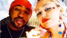 Mike Will and Miley Cyrus
