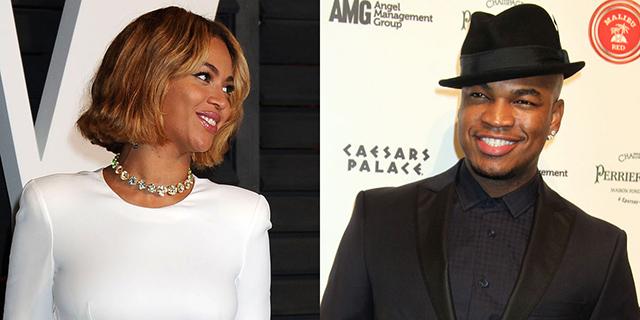 Beyonce and Ne-Yo
