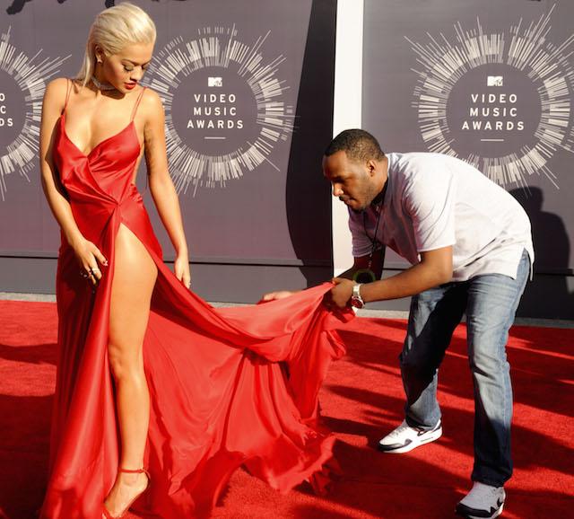 2014 MTV Video Music Awards - Arrivals Featuring: Rita Ora Where: Los Angeles, California, United States When: 25 Aug 2014 Credit: Apega/WENN.com