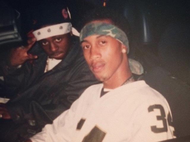 Lil Wayne and Cortez Bryant