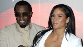 Sean 'Diddy' Combs and Cassie Ventura