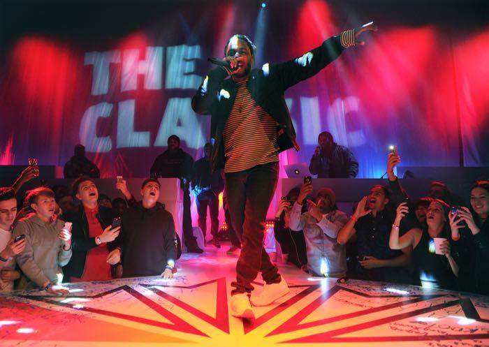 Reebok Classics event with Kendrick Lamar at the Old Granada Studios Photo: Visionhaus/Gary Prior