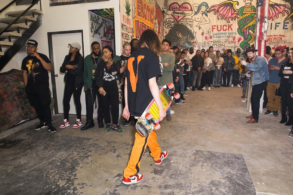 A$AP BARI & A$AP ROCKY PRESENT: VLONE LA POP-UP