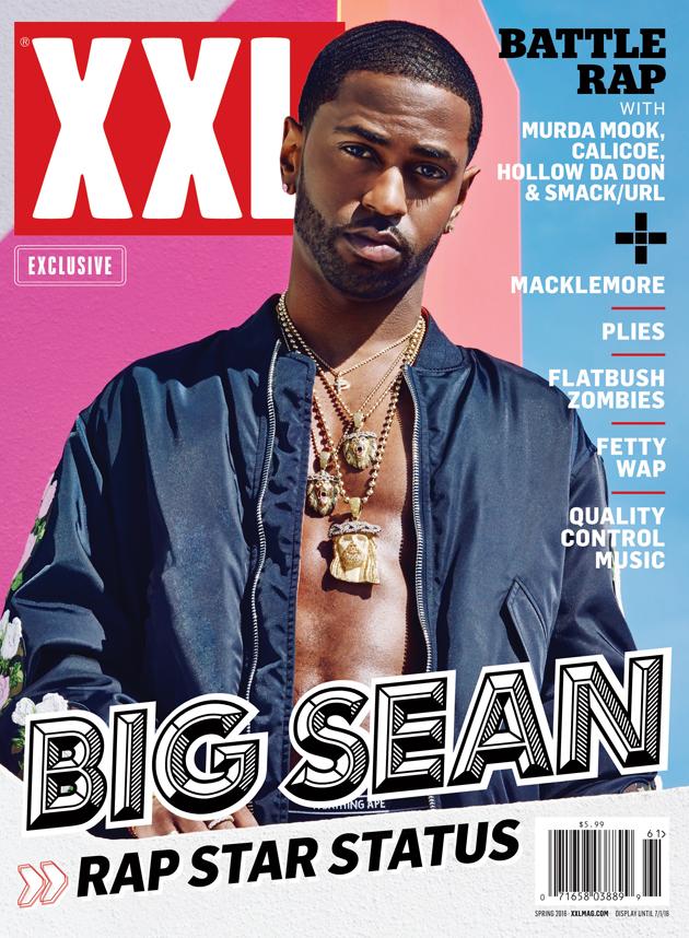 XXL Big Sean cover