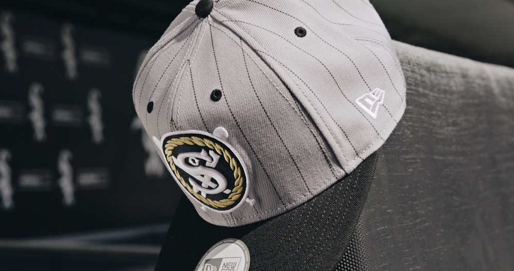 Chance Gray White Sox Hat