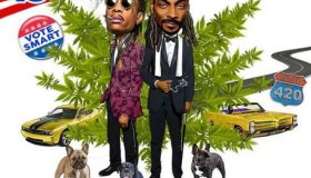 Snoop and Wiz Hit The High Road