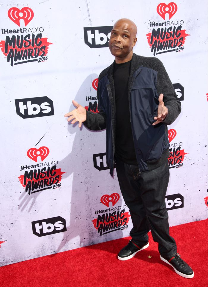 Celebrities attend iHeartRadio Music Awards at The Forum. Featuring: Big Boy Where: Los Angeles, California, United States When: 04 Apr 2016 Credit: Brian To/WENN.com