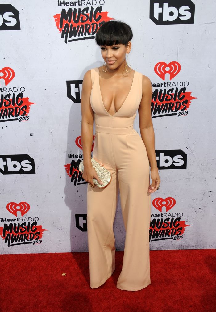 iHeartRadio Music Awards - Arrivals Featuring: Meagan Good Where: Inglewood, California, United States When: 03 Apr 2016 Credit: FayesVision/WENN.com