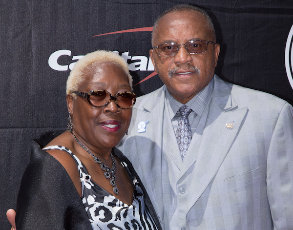 Deloris and Tommie Smith