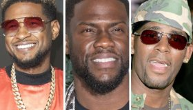 Usher, Kevin Hart, R. Kelly