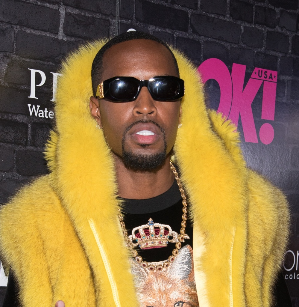 Safaree Robbed - Safaree knows one of the men who robbed him