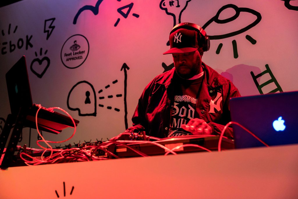 Cam'ron & Trouble Andrew Reebok 3AM Event 5
