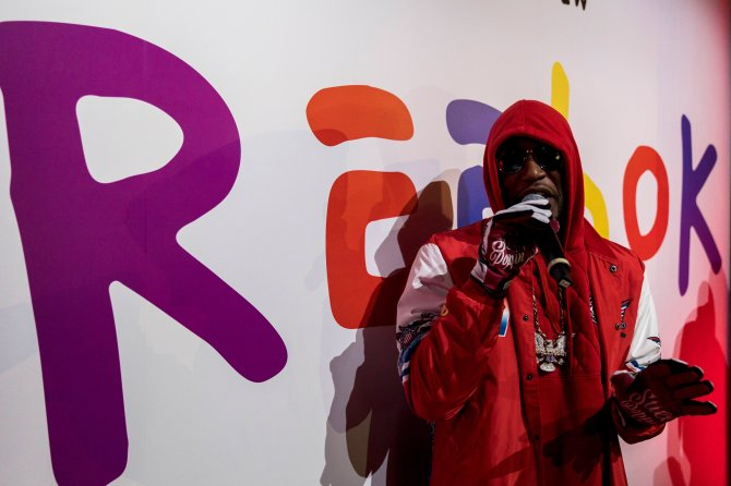 Cam'ron & Trouble Andrew Reebok 3AM Event 4