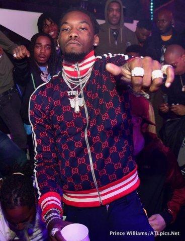 Gucci Mane El Gato Release Party 24
