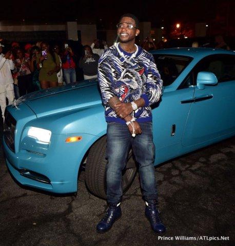 Gucci Mane El Gato Release Party 23