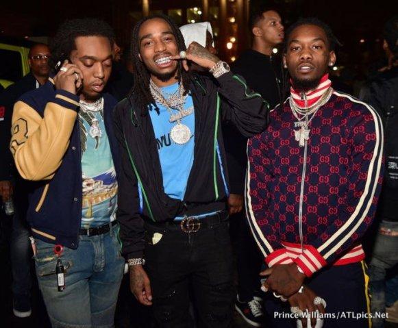 Gucci Mane El Gato Release Party 22