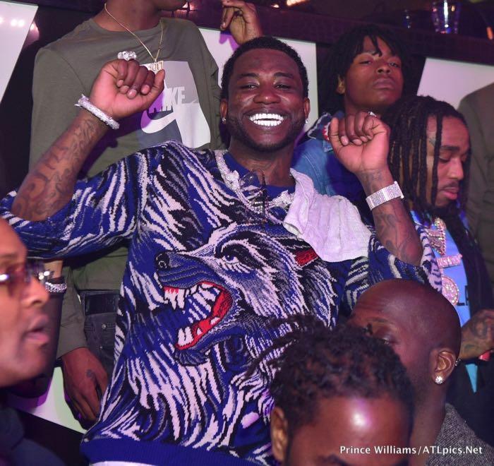 Gucci Mane El Gato Release Party 21