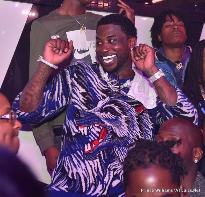 Gucci Mane El Gato Release Party 20