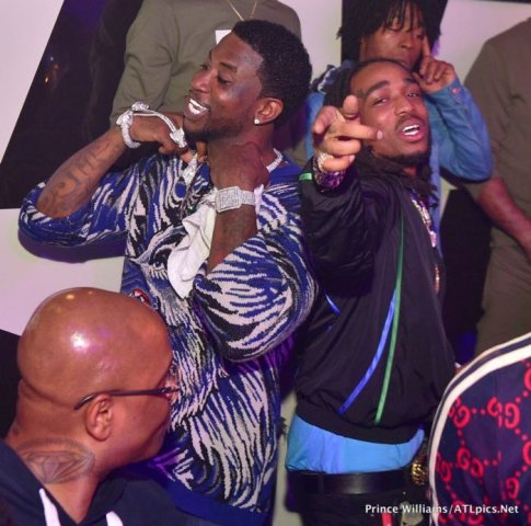 Gucci Mane El Gato Release Party 18