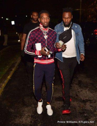Gucci Mane El Gato Release Party 17