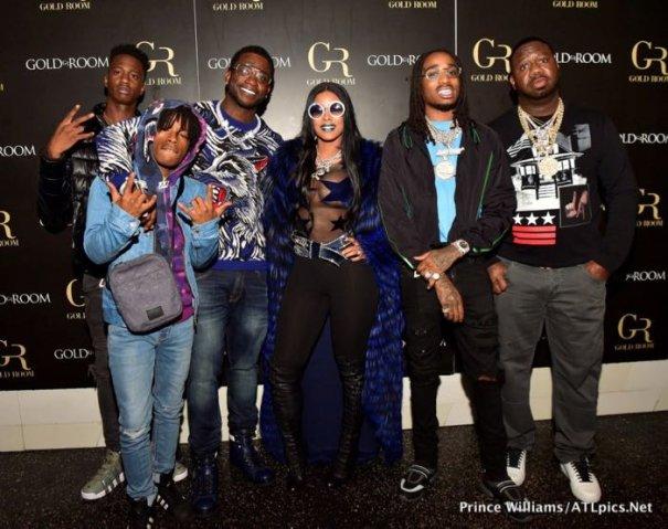 Gucci Mane El Gato Release Party 14