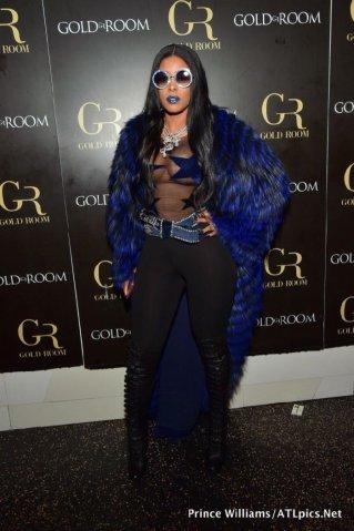 Gucci Mane El Gato Release Party 13