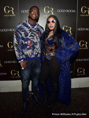 Gucci Mane El Gato Release Party 12