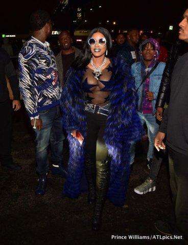 Gucci Mane El Gato Release Party 11