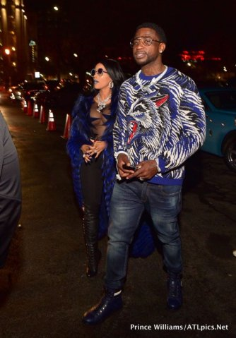 Gucci Mane El Gato Release Party 10