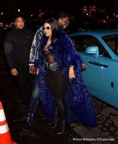 Gucci Mane El Gato Release Party 9