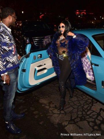 Gucci Mane El Gato Release Party 7