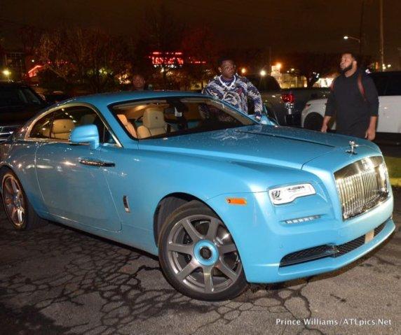 Gucci Mane El Gato Release Party 6