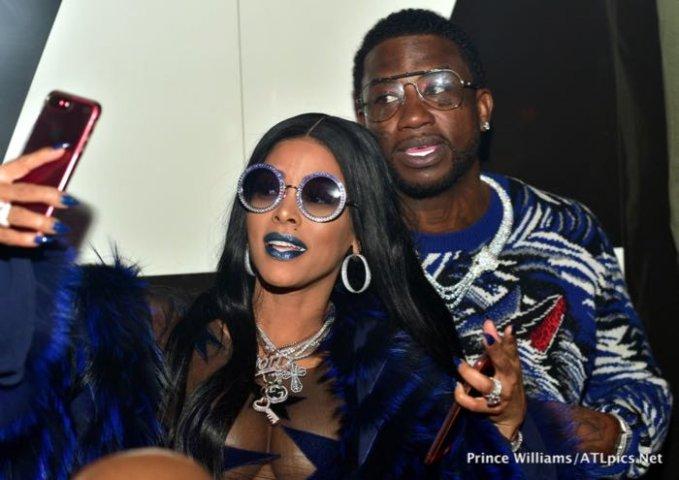 Gucci Mane El Gato Release Party 3