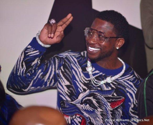 Gucci Mane El Gato Release Party 2