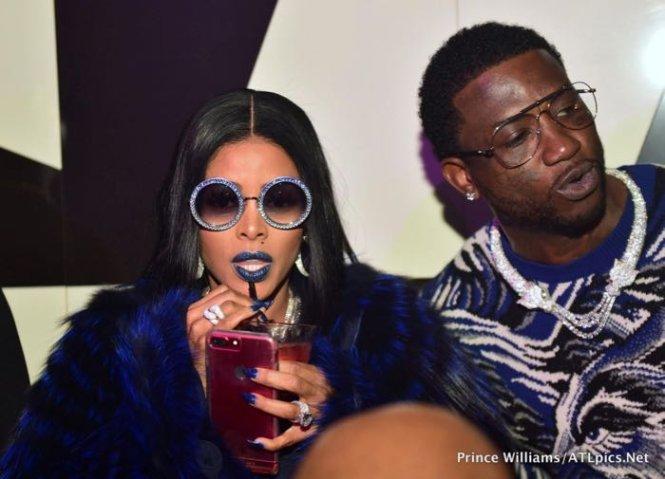 Gucci Mane El Gato Release Party 1