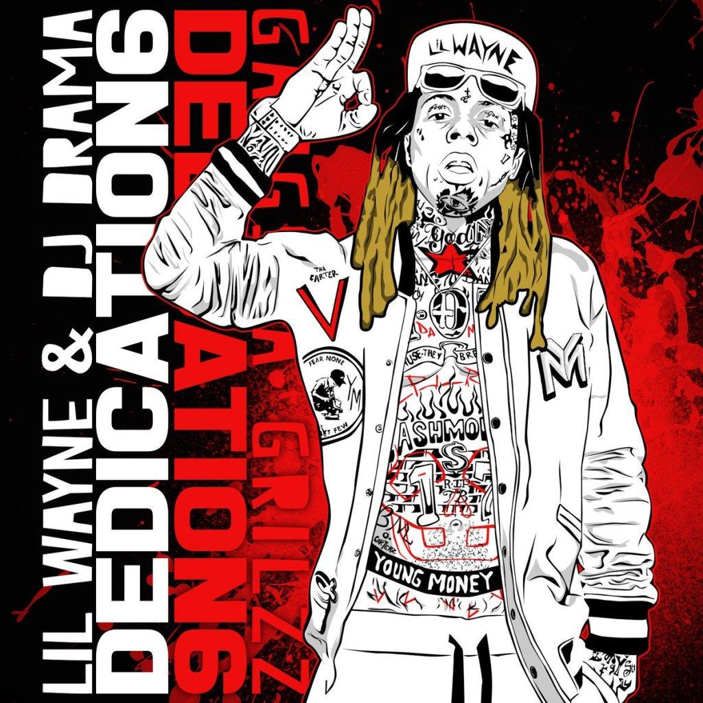 Lil Wayne Dedication 6 cover