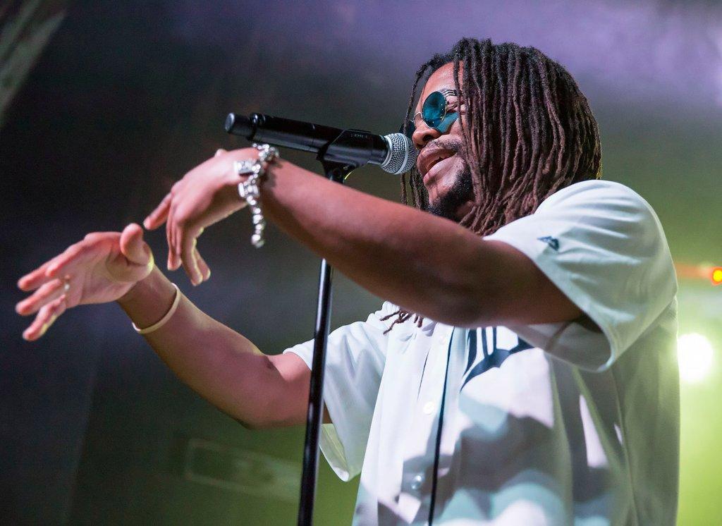 Lupe Fiasco In Concert - Detroit, MI