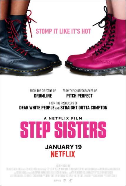 step sisters netflix movie