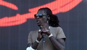 Lil Yachty and Young Thug at Wireless Festival 2017