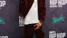 2015 BET Hip Hip Awards - Arrivals