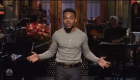Chance the Rapper with musical guest Eminem hosts the 43nd season episode 6 NBC's 'Saturday Night Live'