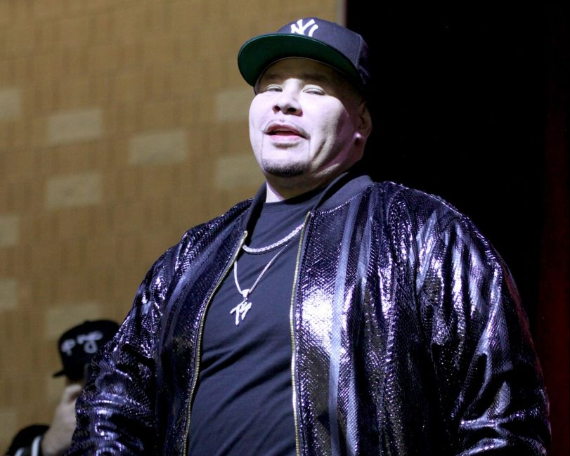 Rapper Fat Joe performs live at the BE Expo 2017